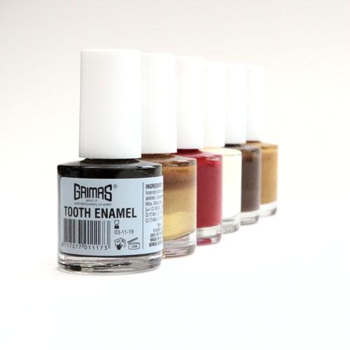 Tooth enamel paint