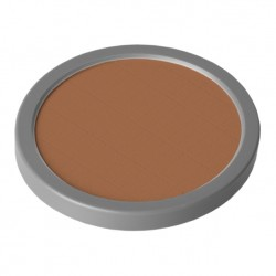 Grimas colour 1014 Stage Men Dark Brown cake makeup 35g