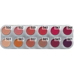 Grimas blusher palette RC