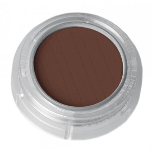 Grimas dark brown matt contour - colour code 565
