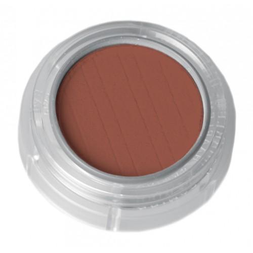 Grimas red brown matt contour - colour code 568