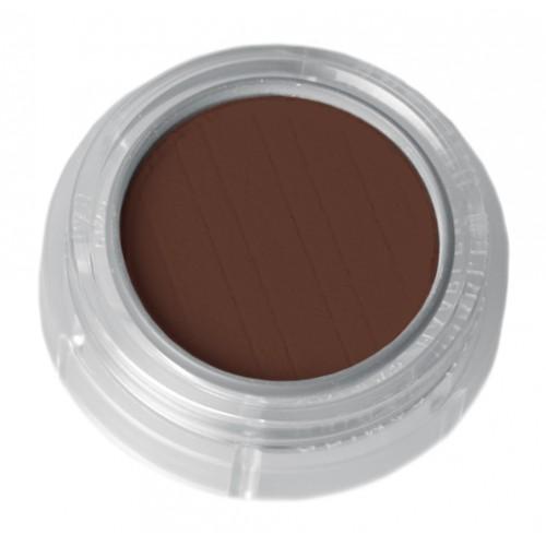 Grimas dark brown matt contour - colour code 569