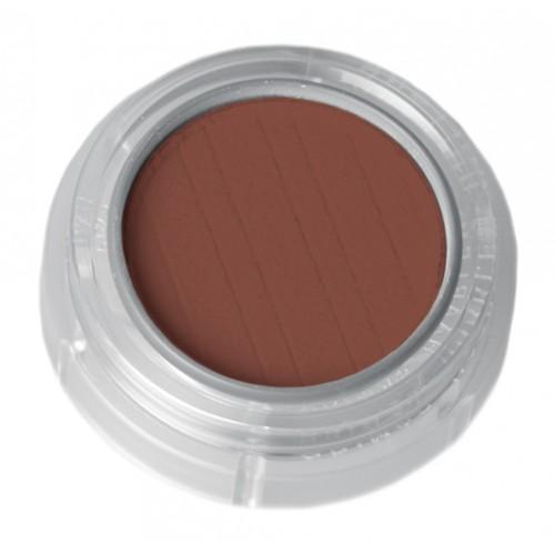 Grimas red brown matt contour - colour code 881