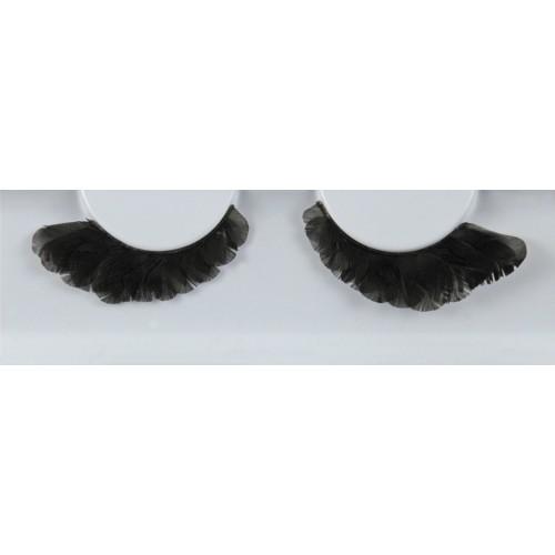 Eyelash Grimas 161 Karen - feather swirl max 15mm