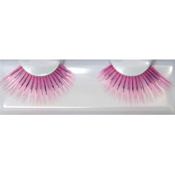 Eyelash Grimas 220 Coraline - very big pink max 24mm