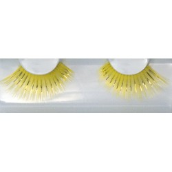 Eyelash Grimas 222 Twankey - yellow dame max 24mm