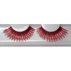 Eyelash Grimas 235 Raniya - big red metallic max 16mm