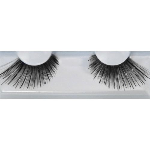 Eyelash Grimas 251 Ella - soft shiny swirls max 30mm