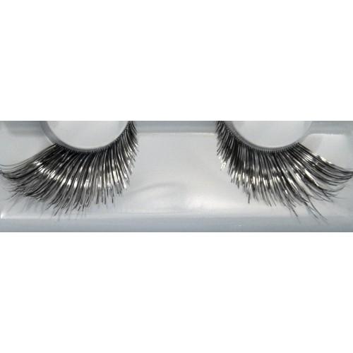 Eyelash Grimas 252 Alexandra - soft silvery swirls max 30mm