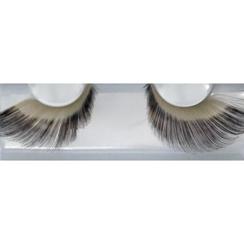 Eyelash Grimas 258 Ann - soft 2 tone swirls