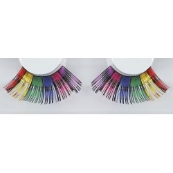 Eyelash Grimas 292 Jarya - massive metallic rainbow max 26mm