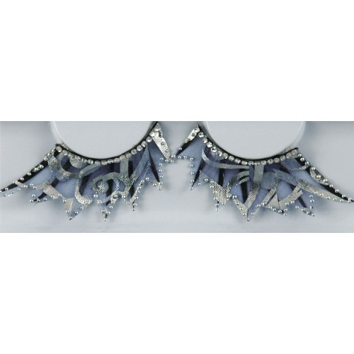 Eyelash Grimas 293 Adella - decorated metal quills max 23mm
