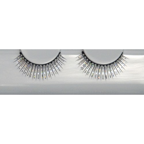 Eyelash Grimas 305 Eirian - silver diamante max 10mm
