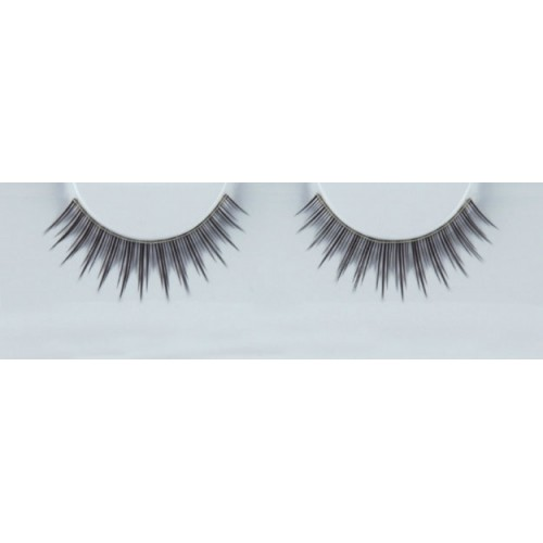Eyelash Grimas 313 Clarissa - delicate light black points