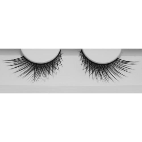 Eyelash Grimas 321 Doreen - light criss-cross swirl max 16mm