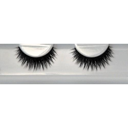 Eyelash Grimas 325 Estelle - fluffy black max 11mm