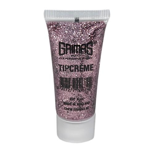 Grimas 052 rose glitter tip cream makeup 10ml