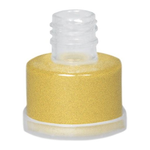 Grimas yellow high gloss pearlescent powder 7g colour code 720