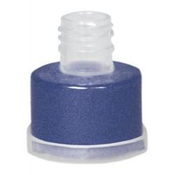 Grimas blue high gloss pearlescent powder 7g colour 730