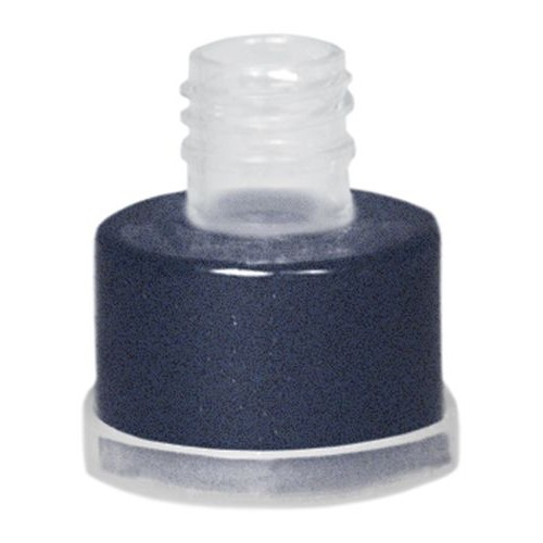 Grimas midnight black high gloss pearlescent powder 7g colour 731