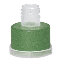 Grimas pastel green high gloss pearlescent powder 7g colour 740