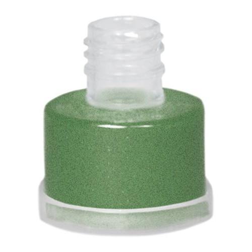 Grimas pastel green high gloss pearlescent powder 7g colour 740