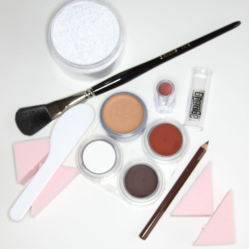 Beginners Please Cream Stage Makeup Kit