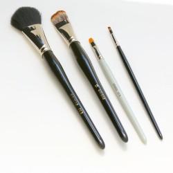 Brush set 3 - makeup bag essential