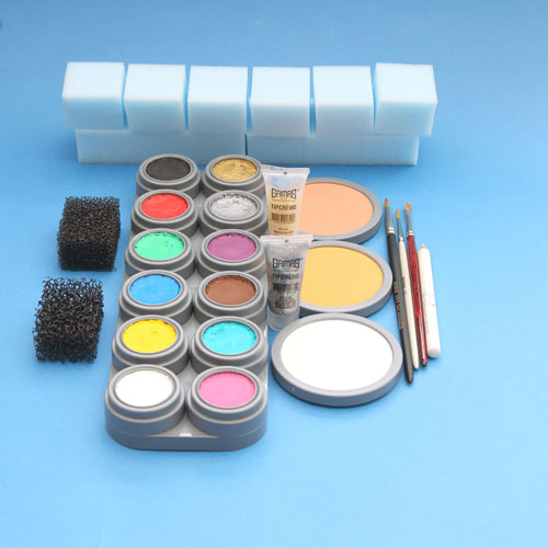 Level 2 Face painting kit