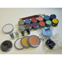 Face painting kit 4 - school party