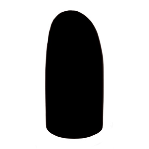 Grimas lipstick twist tube 3.5 gm 1-1 black
