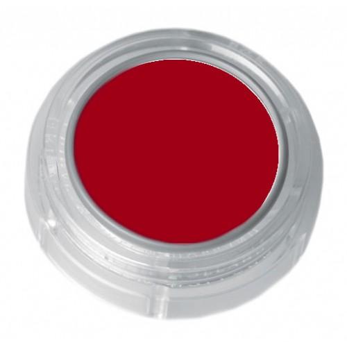 Grimas bright red lipstick in a 2.5ml pot - colour code 5-01