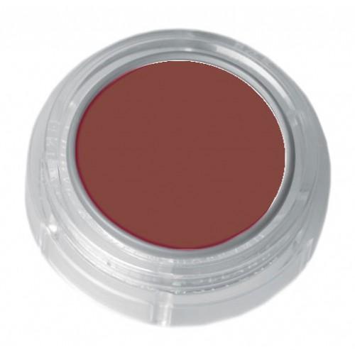Grimas burnt rose lipstick in a 2.5ml pot - colour code 5-22