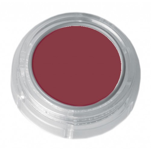 Grimas light aubergine lipstick in a 2.5ml pot - colour code 5-23