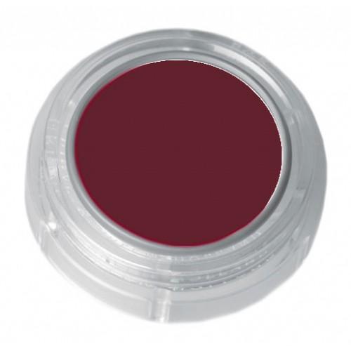 Grimas red brown lipstick in a 2.5ml pot - colour code 5-29