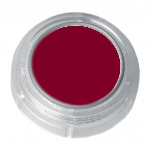 Grimas red lipstick in a 2.5ml pot - colour code 5-32