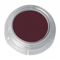 Natural stage bordeaux lipstick in a 2.5ml pot - colour code 5-04