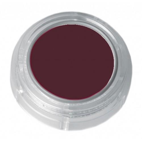 Grimas natural stage bordeaux lipstick in a 2.5ml pot - colour code 5-04