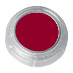 Dark red lipstick in a 2.5ml pot - colour code 5-05