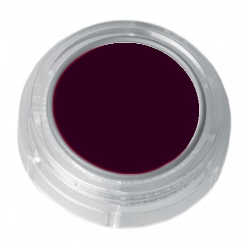 Grimas old red lipstick in a 2.5ml pot - colour code 5-07