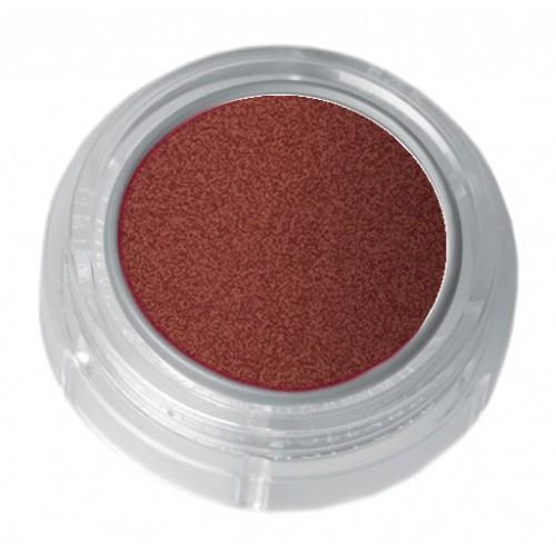 Grimas rust brown pearl lipstick in a 2.5ml pot - colour code 7-82