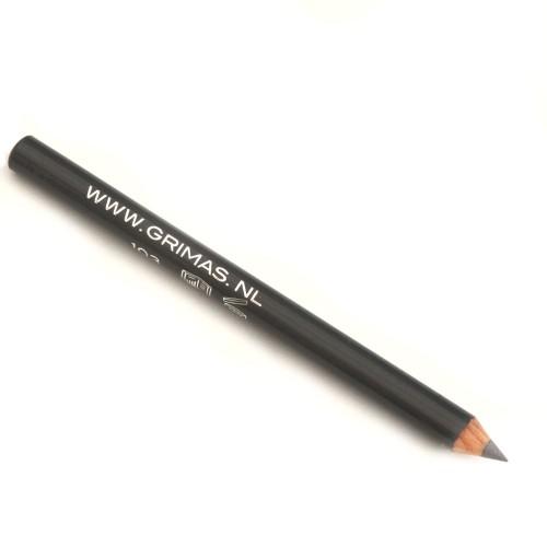 Grimas pencil 103 grey