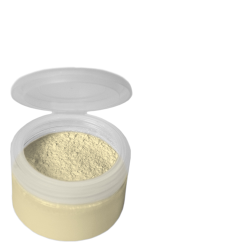 Makeup powder- lightly coloured 50g