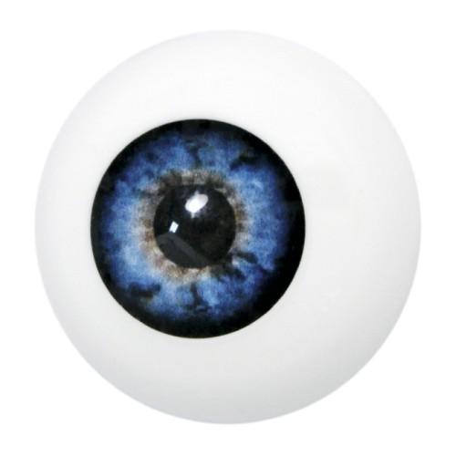 Grimas artificial eye blue