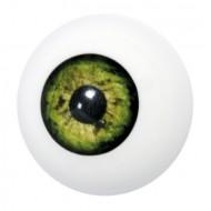 Artificial eye green