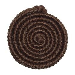 Crepehair 11 dark brown