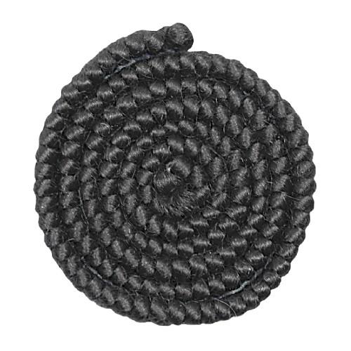 Crepehair 16 black