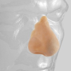 Latex false nose - Grimas code  19 wicked queen