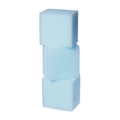 Disposable sponges - 3 pack for water based